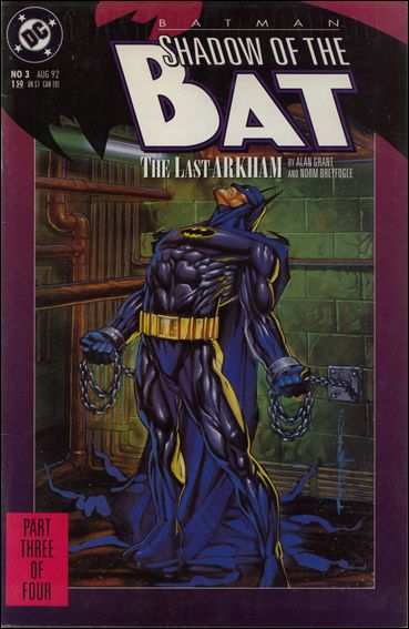 Batman: Shadow of the Bat 3-A by DC