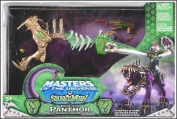 Masters of the Universe vs The Snake Men (Modern Series) Vehicles and Accessories Mecha-Bite Panthor by Mattel