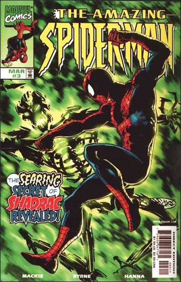 Amazing Spider-Man (1999) 3-A by Marvel