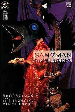 Sandman (1989) 40-A by Vertigo