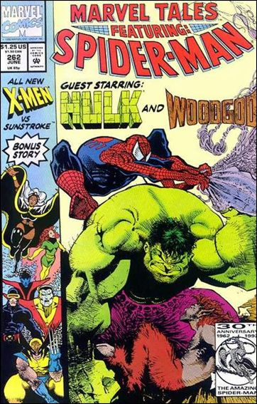 Marvel Tales (1966) 262-A by Marvel