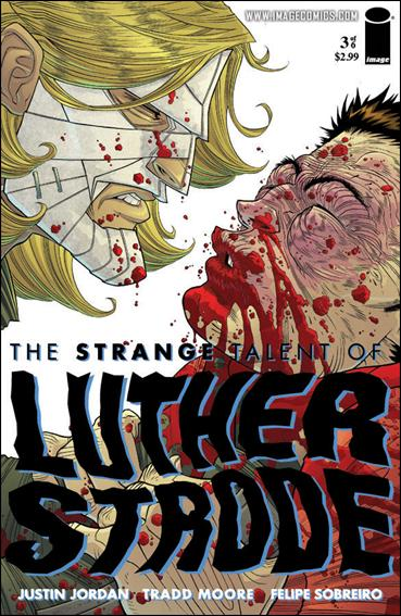 Strange Talent of Luther Strode 3-A by Image