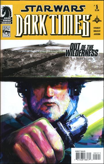 Star Wars: Dark Times - Out of the Wilderness 5-A by Dark Horse