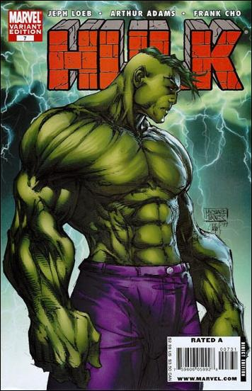 Hulk (2008)  7-C by Marvel