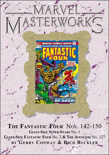 Marvel Masterworks: The Fantastic Four 14-B by Marvel