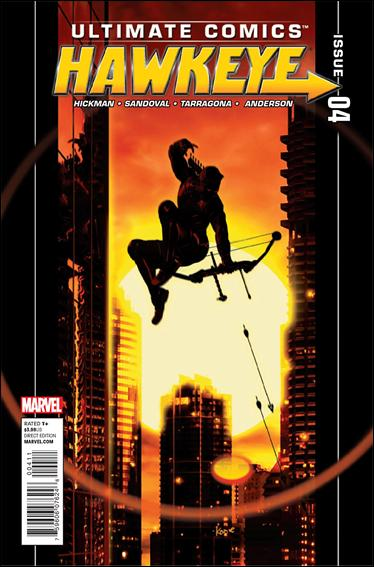 Ultimate Hawkeye 4-A by Marvel