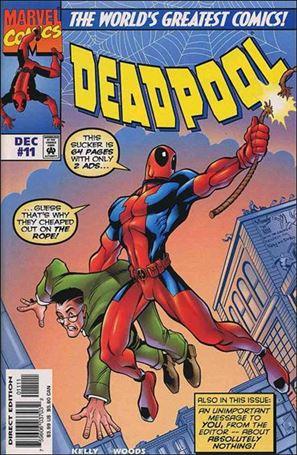Deadpool (1997) 11-A