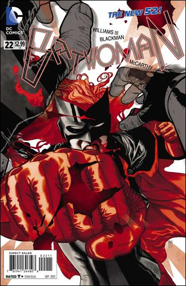 Batwoman 22-A by DC