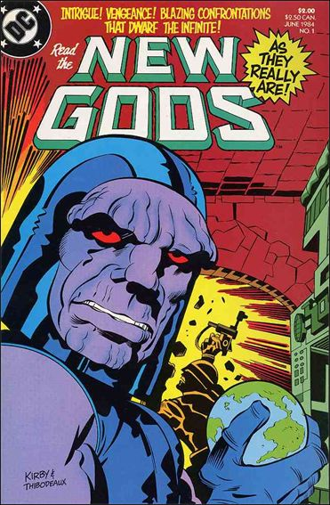 New Gods (1984) 1-A by DC