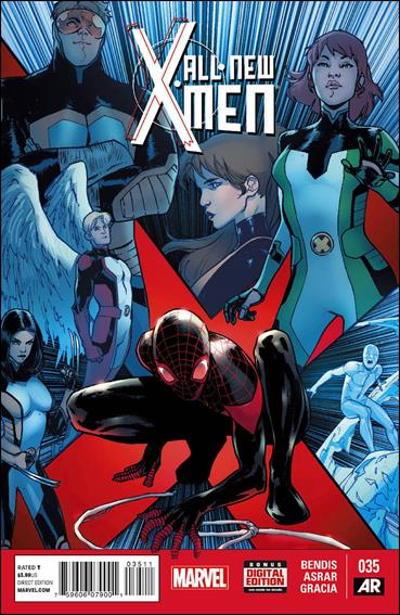 All-New X-Men (2013) 35-A by Marvel