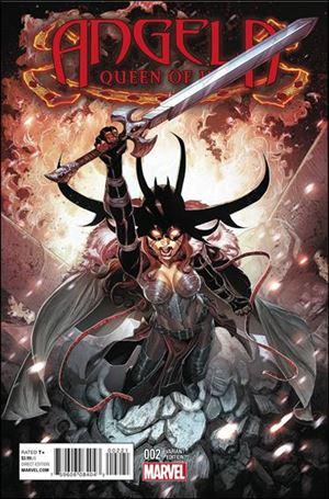 Angela: Queen of Hel 2-B