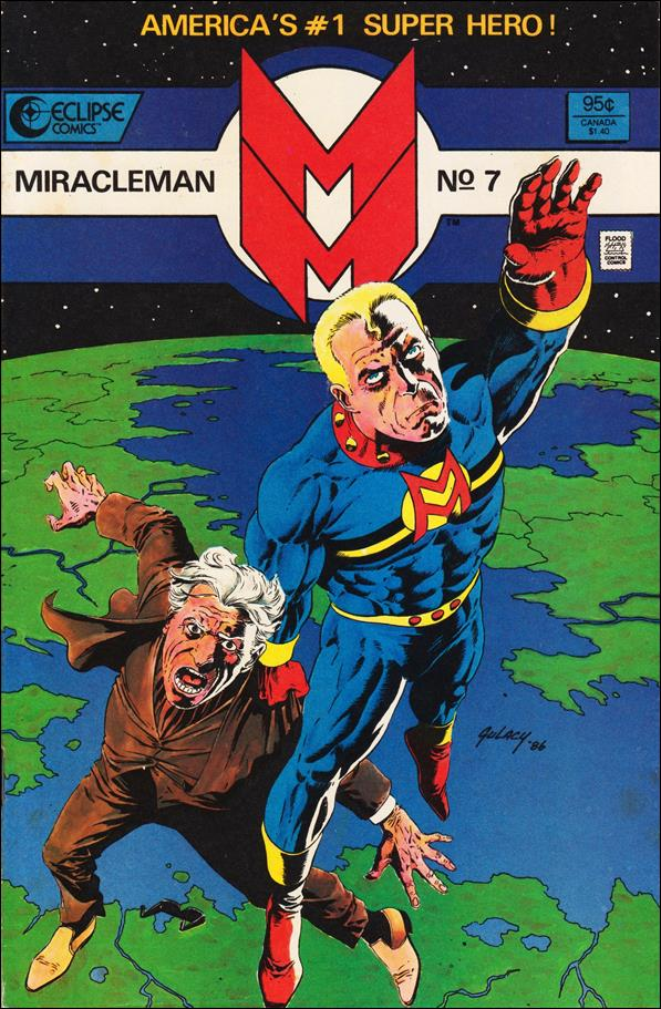 Miracleman 7-A by Eclipse