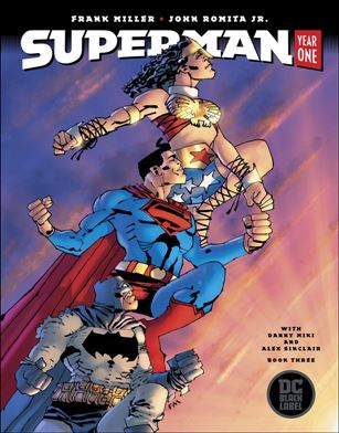 Superman: Year One 3-B