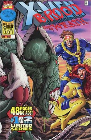 X-Men vs Brood: Day of Wrath 1-A