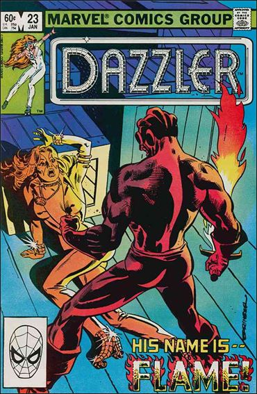 Dazzler (1981) 23-A by Marvel