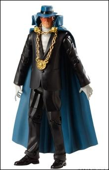 DC Universe: Signature Collection Phantom Stranger (Loose) by Mattel
