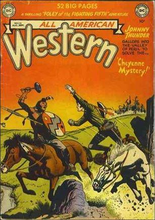 All-American Western 115-A