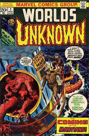 Worlds Unknown 1-A