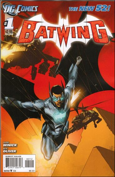 Batwing 1-B by DC