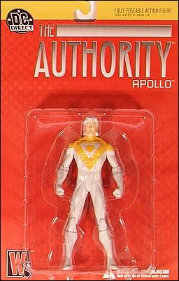 Authority Apollo by DC Direct