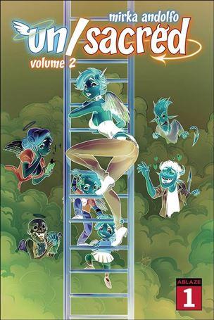 Un/Sacred Volume 2 1-G