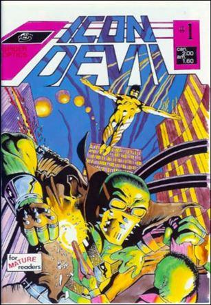 Icon Devil (1987) 1-A
