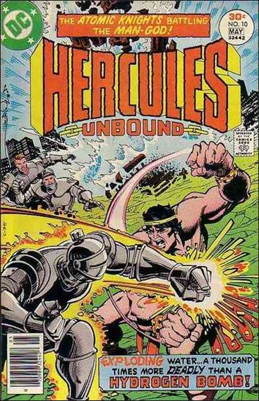 Hercules: Unbound 10-A by DC