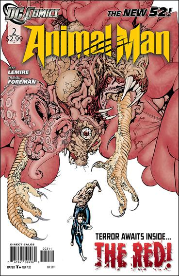 Animal Man (2011) 2-A by DC