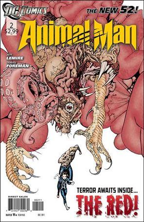 Animal Man (2011) 2-A