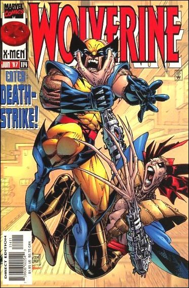 Wolverine (1988)  114-B by Marvel