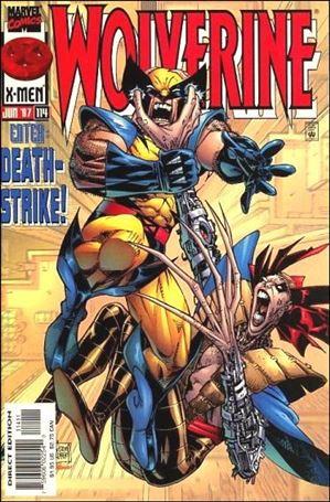 Wolverine (1988)  114-B