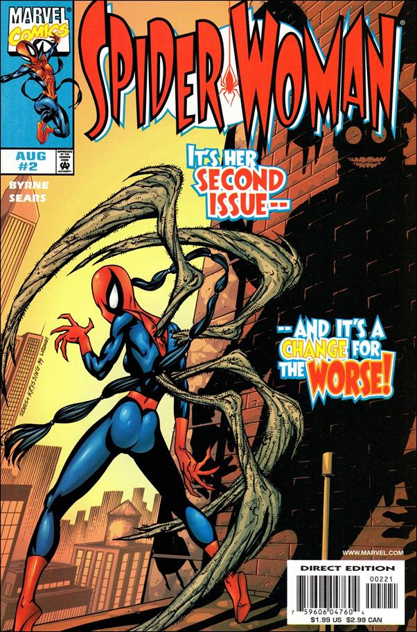 Spider-Woman (1999) 2-B by Marvel