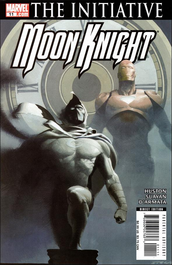 Moon Knight (2006) 11-A by Marvel