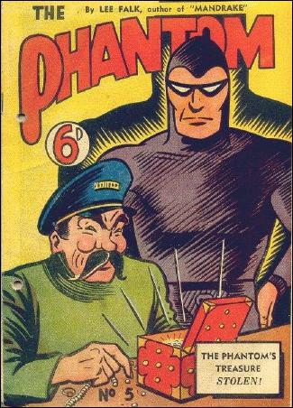 Phantom (1948) 5-A by Frew