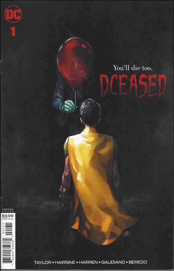 Dceased 1-C by DC