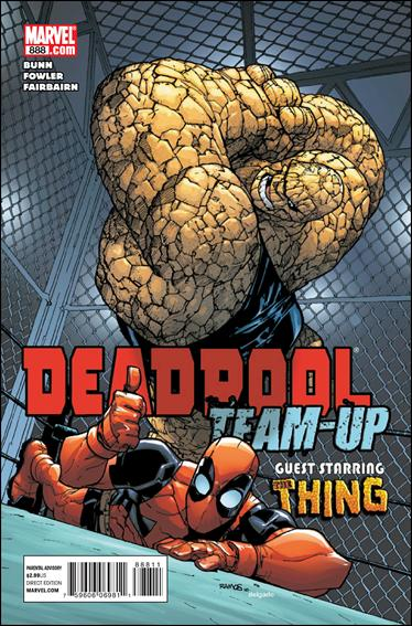 Deadpool Team-Up (2010) 888-A by Marvel