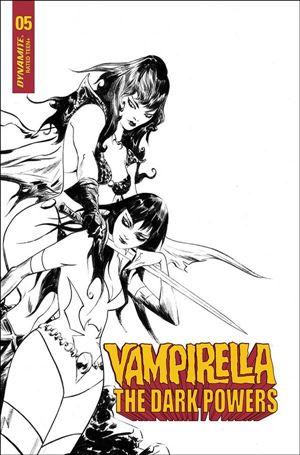 Vampirella: The Dark Powers 5-U