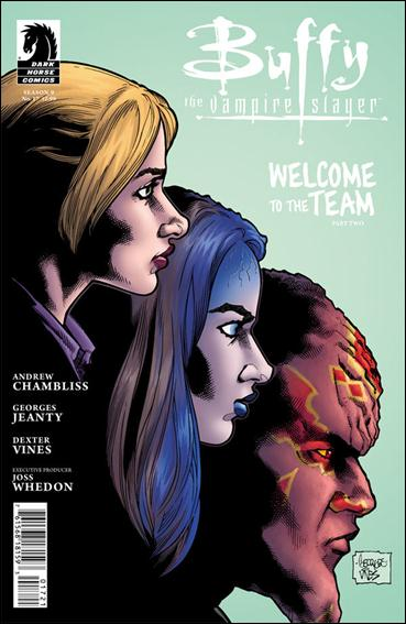 Buffy the Vampire Slayer Season 9 17-B by Dark Horse