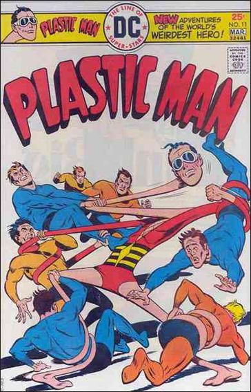 Plastic Man (1966) 11-A by DC