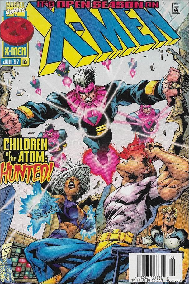 X-Men (1991) 65-B by Marvel