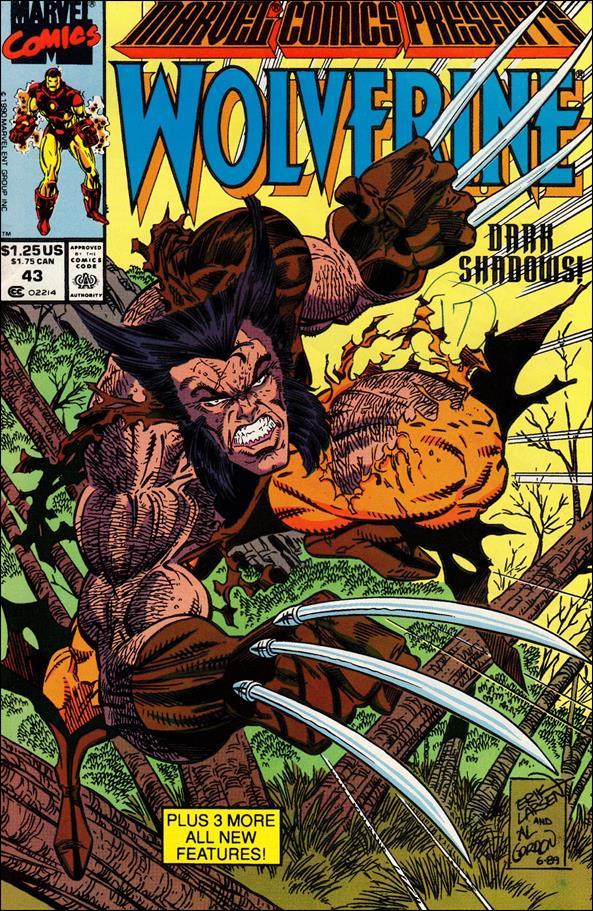 Marvel Comics Presents (1988) 43-A by Marvel