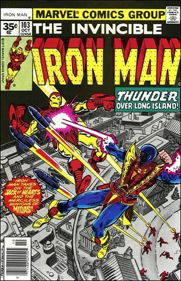 Iron Man (1968) 103-B by Marvel