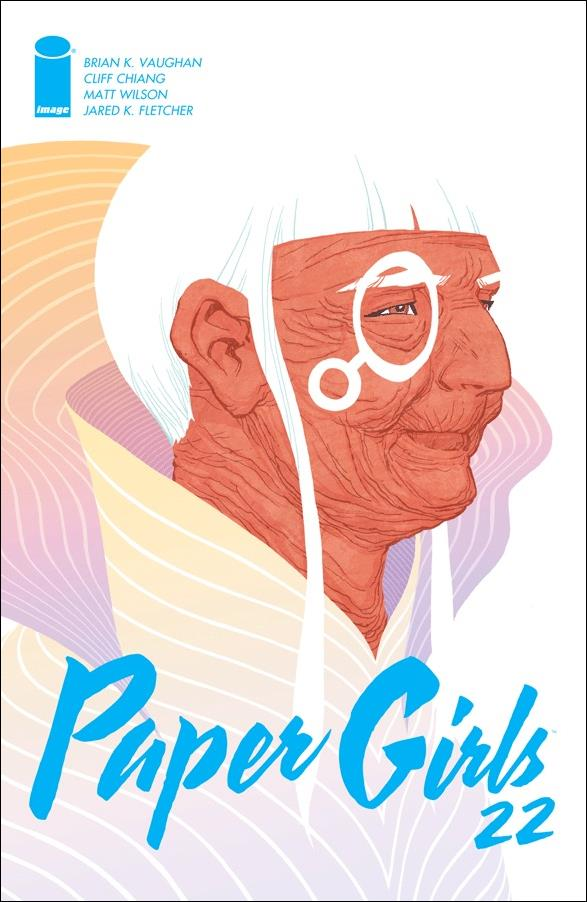 Paper Girls 22-A by Image