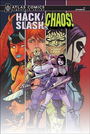 Hack/Slash vs Chaos 1-E