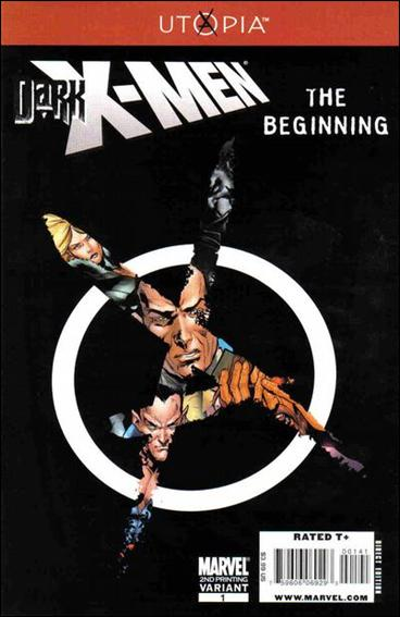 Dark X-Men: The Beginning 1-D by Marvel