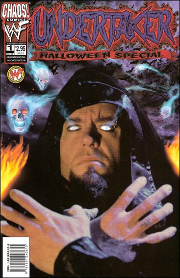 undertaker halloween special 1 a by chaos comics - Halloween Chaos Comics