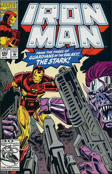 Iron Man (1968) 280-A by Marvel