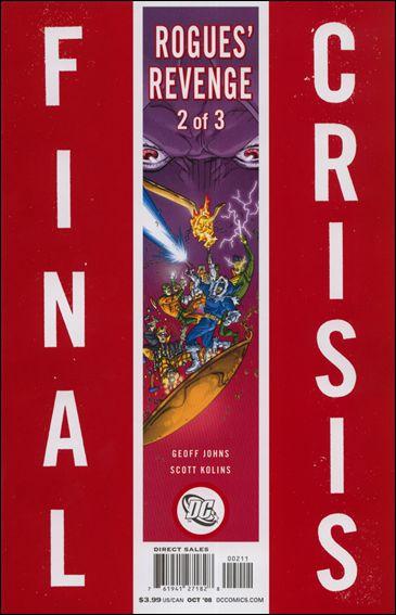 Final Crisis: Rogues' Revenge 2-A by DC