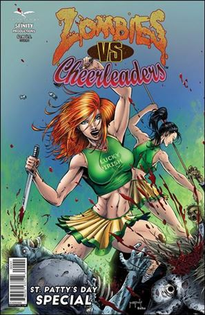 Zombies vs Cheerleaders: St. Patty's Day Special 1-D