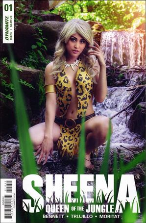 Sheena Queen of the Jungle (2017) 1-E